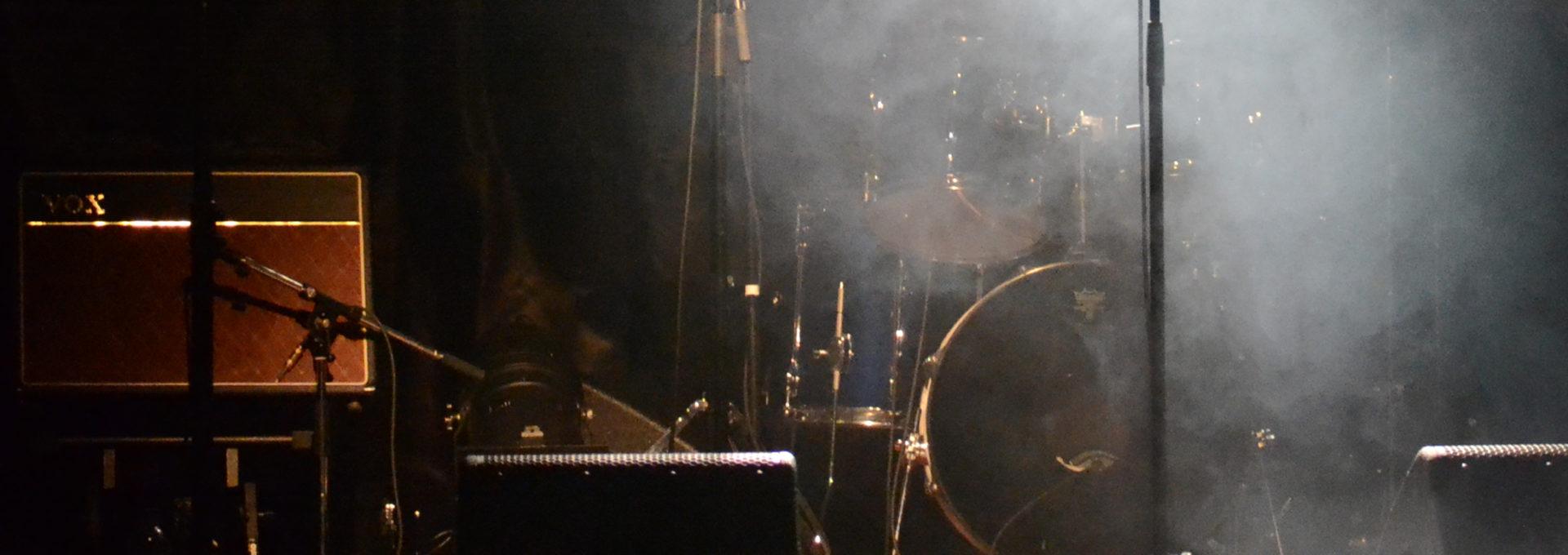 SKRUOP - Scenen er klar til dig og dit band
